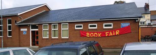 The Macclesfield Book Fair