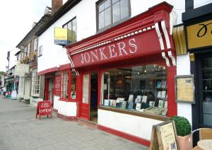 Jonkers Rare Books in Henley