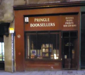 Pringle Booksellers