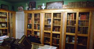 Inside Cooper Hay Rare Books
