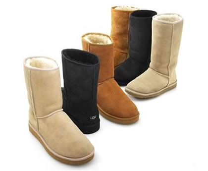 Invasion of the Uggs (1/2)