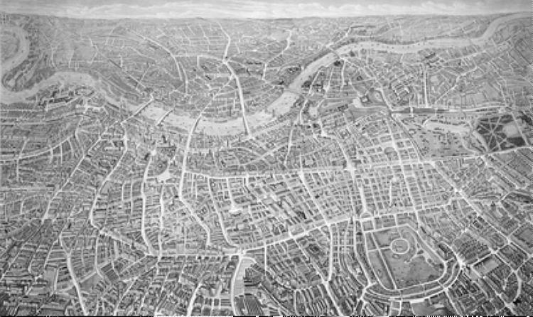 A Lost Balloon View of London (2/4)