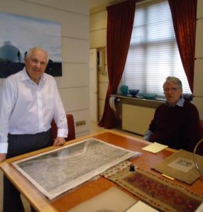 Jonathan Gestetner and Ralph Hyde