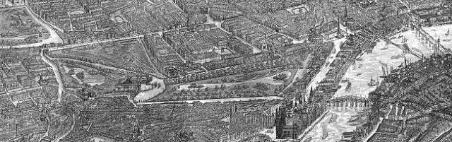 A Panoramic View of London