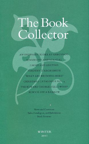The Book Collector (1/2)
