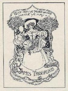 Tregaskis Bookplate