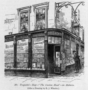 Tregaskis Shop