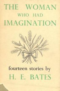 Woman Who Had Imagination - cream
