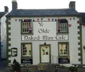 Naked Man Cafe