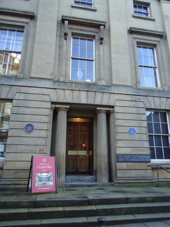 Blog on the Tyne (2/6)