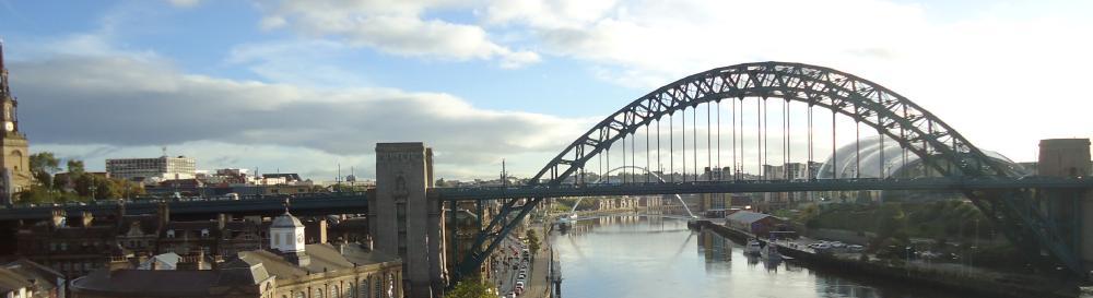 Blog on the Tyne (1/6)