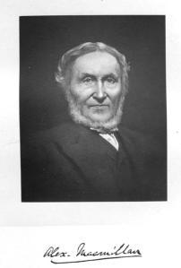 Alexander Macmillan 1818-1896