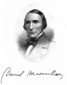 Daniel Macmillan 1813-1857