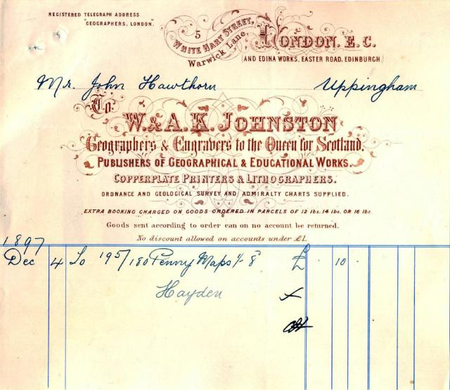 Johnston Invoice