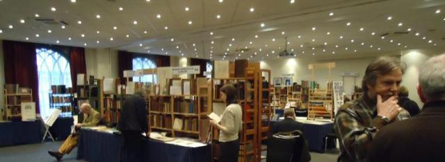 Edinburgh Book Fair