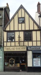 Tombland Bookshop