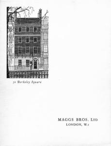 House of Maggs