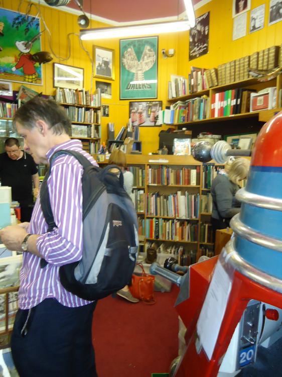 Rare Books School 2013 - Part 2 (4/6)