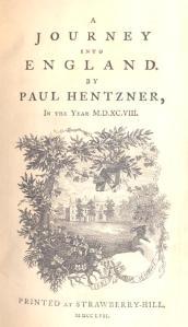 Paul Hentzner