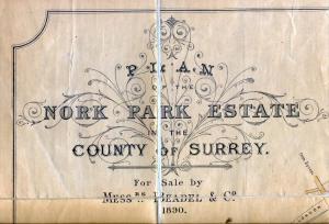 Nork Park Title