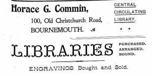 Commins 1903