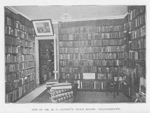 Commins Bookshop