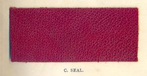 Sealskin Sample