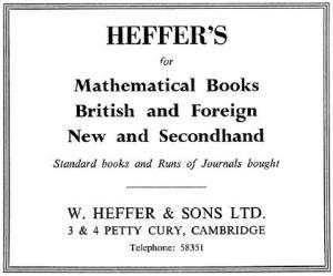 Heffer Advertisement