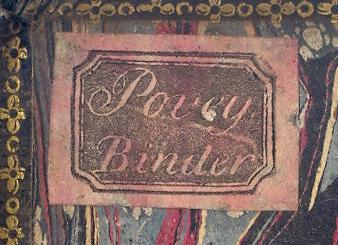 Povey, Binder (2/5)