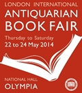 Rare Book Week - Olympia 2014 (6/6)