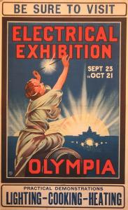 Olympia Poster