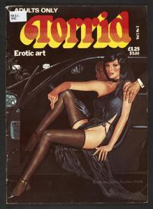 Torrid Erotic Art, 1979, (c) Erich von Götha - Robin Ray
