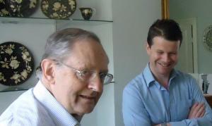 Adrian Seville and Tom Harper
