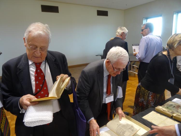 World Rare Book Day (3/6)