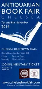 Chelsea Ticket
