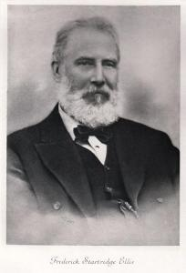 Frederick Startridge Ellis