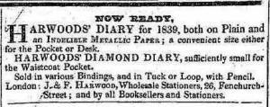 Diamond Diary
