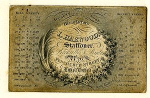 Harwood Card
