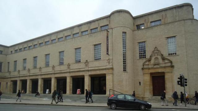Weston Library