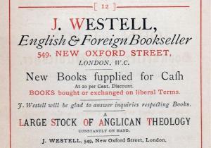 westell advertisement 1870