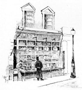 James Westell's, 114 Oxford Street