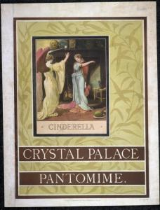 "© The British Library Board. Pressmark Evan.191. Crystal Palace, London. ""Cinderella"", 1874."