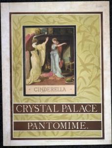 "© The British Library Board. Pressmark Evan.191. Crystal Palace, London. ""Cinderella"", 1874."