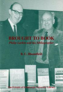 Philip Larkin & Barry Bloomfield.