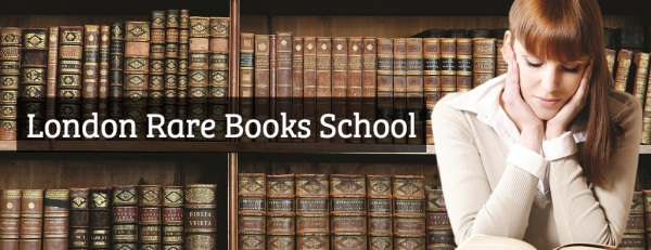 London Rare Books School