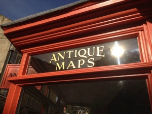 Jonathan Potter Antique Maps