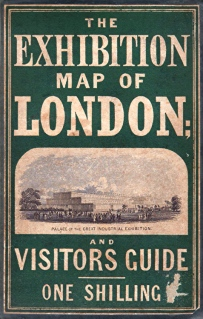 The Exhibition Map of London