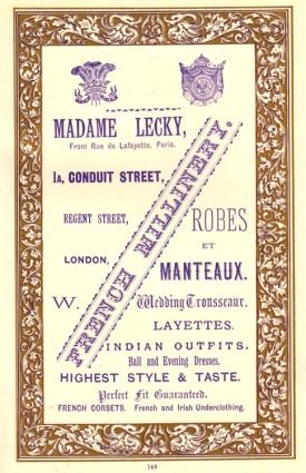 Madame Lecky