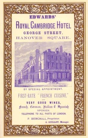 Edwards' Royal Cambridge Hotel