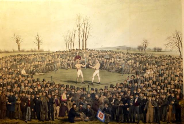 Sayers v Heenan 1860